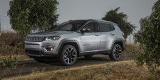 Jeep Compass s'inscrit dans un plan produit très dynamique au coeur de la marque.