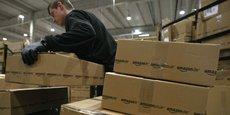 Amazon investit 20 millions d'euros dans un nouveau centre logistique près d'Orléans. A la clé, 300 emplois.