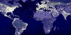 Pour bien mesurer les enjeux de la COP22, ouverte depuis le 7 novembre à Marrakech, il suffit de regarder une photo satellite de l'Afrique, de nuit.