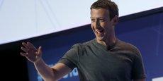 Dans les échanges électroniques suivant la clôture de Wall Street, l'action Facebook gagnait 1,1% à 118,24 dollars.