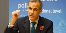 Mark Carney, le président du Conseil de stabilité financière (FSB), est aussi gouverneur de la Banque d'Angleterre.