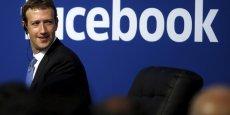 Habituellement discret sur la question, Mark Zuckerberg a voulu montrer sa détermination à lutter contre les canulars.