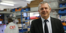 Patrick Longuet, vice président Aerospace chez Assystem