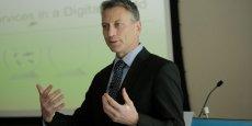 Dans la Fintech, il vaut mieux être différent que moins cher, fait valoir le directeur du numérique pour le monde de Citigroup, Greg Baxter.