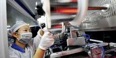 La Chine a dépassé les Etats-Unis depuis 2012 en termes de demandes de brevets.