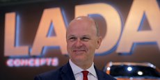 Nicolas Maure a en charge le redressement d'Avtovaz. Il doit notamment améliorer la compétitivité industrielle du constructeur automobile historique russe.