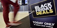 Ce jour extraordinaire de soldes et réductions en tout genre organisé au lendemain de la fête de Thanksgiving permet aux commerçants américains de réaliser parfois jusqu'à 20% de leur chiffre d'affaires annuel.