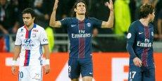 Le club parisien d'Edinson Cavani place 7 de ses joueurs au sein du top 10 et truste les six premières positions. Supportant une masse salariale chargée supérieure à 250 M€ par exercice, le club parisien évolue dans une autre catégorie par rapport aux autres formations de Ligue 1 sur le plan économique.