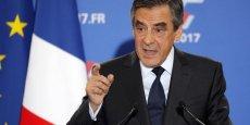 François Fillon est désormais devancé par Marine Le Pen au premier tour de l'élection présidentielle, selon un sondage.