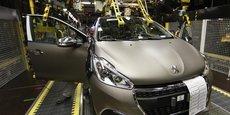 PSA a attribué plusieurs nouveaux modèles à l'usine de Mulhouse.