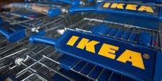 Ikea fait partie des entreprises appelant l'UE à plus d'ambition.