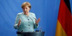 Pour la chancelière allemande Angela Merkel, les cyberattaques font désormais parties de la vie quotidienne.