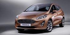 La nouvelle Fiesta aura pour mission de se positionner sur le haut-de-gamme.