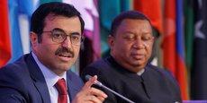 Le président de l'Opep, le ministre qatari de l'Energie, Mohammed Saleh Al Sada.