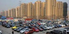 Le marché automobile chinois est de plus en plus orienté vers les marques d'entrées de gamme.