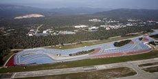 Le circuit du Castellet a servi pour le Grand Prix de France dans les années 1970 à 1980 avant de céder l'événement à Magny-Cours.