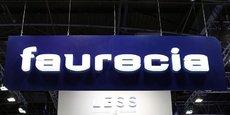 Faurecia devrait ajouter 100 millions d'euros de chiffre d'affaires dans ses activités iraniennes.