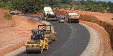 En Guinée, seuls 30% des axes du réseau routier sont bitumés.