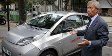 Vincent Bolloré a réussi son pari sur la voiture électrique partagée.