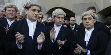 Le nombre d'avocats enregistré cette année en Irlande est supérieur de 500 au précédent record de 2008.