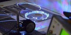 En regroupant les deux pôles Route des lasers et Elopsys, la Nouvelle-Aquitaine se dote d'un super pôle de compétitivité à même de répondre aux enjeux des nombreux marchés de la photonique (ici un laser à fibre).