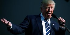 Assurer la sécurité de Donald Trump coûte 500.000 dollars par jour à la ville de New York, selon son maire Bill de Blasio.