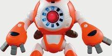 Le robot I-que est l'un des deux robots concernés par la plainte.