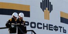 Des employés de Rosneft.