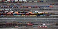 Juste avant la crise sanitaire, le fret ferroviaire français ne représentait plus que 33 milliards de tonnes au kilomètre, soit quatre fois moins qu'en Allemagne, champion européen du secteur. A titre de comparaison, le transport routier est le seul à avoir progressé depuis 2000 (+16 %) et représentait 322 milliards de tonnes au kilomètre en 2019.