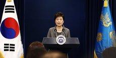 Park Geun-hye a fait savoir qu'elle attendrait la décision de la Cour constitutionnelle pour démissionner.