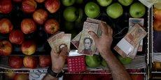 L'inflation devrait grimper à 475% cette année au Venezuela, selon les projections du Fonds Monétaire International (FMI).