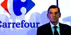 Georges Plassat, PDG de Carrefour, à la recherche de son successeur