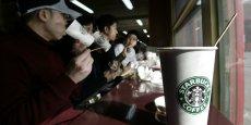 Starbucks souhaite conquérir les grandes métropoles chinoises.