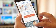 Sur Stootie, les utilisateurs peuvent proposer ou demander un service aux autres membres de la communauté qui se trouvent à proximité.