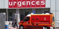 Selon le ministère de la Santé, 97 établissements sur 650, publics ou privés, sont actuellement en dispositif 'hôpital en tension.