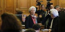 Christine Lagarde risque jusqu'à un an de prison et 15.000 euros d'amende