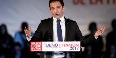 Candidat à la primaire de la gauche, Benoit Hamon a fondé son programme économique notamment sur le revenu universel