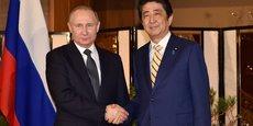 Le président russe Vladimir Poutine est en visite au Japon depuis ce jeudi. Une première depuis onze ans.