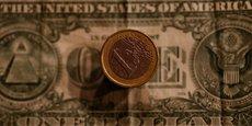 L'euro et le dollar sont proches de la parité.