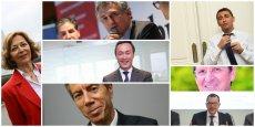 Anne-Marie idrac, Jean-Claude Maillard, Fabrice Brégier, Didier Suberbielle, Olivier Sadran, Bertrand Parmentier, Raymond Le Moign