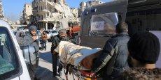 Les récents bombardements à Alep ont fait des milliers de victimes.