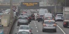 Il n'y aura pas de restrictions de circulation à Paris dimanche et lundi.