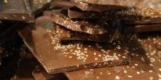 La future chocolaterie produira six tonnes de chocolat par jour, soit 60 000 tablettes.