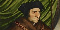 Thomas More, par Hans Holbein le Jeune (1527).