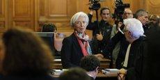 Christine Lagarde ne contestera pas son jugement.