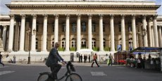 Bourse de Paris, copyright Reuters
