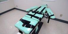 Sur les 31 Etats fédérés qui autorisent la peine de mort aux Etats-Unis, seuls 5 ont exécutés des peines cette année.