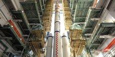 Le satellite a été mis en orbite grâce au lanceur chinois Longue Marche.