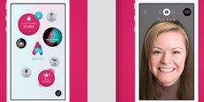 Pionnière de la banque mobile, la britannique Atom Bank avait misé sur les couleurs pop et la personnalisation de son application pour se différencier des établissements traditionnels.