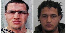 Le portrait d'Anis Amri avait été diffusé par la police allemande dès mardi.